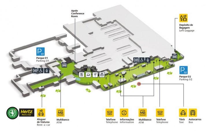 Lisbon Car Hire Airport